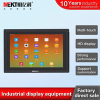 Wholesale android tablet 16 for sale - Group buy industrial embedded tablet display inch smart touch one machine Android system3288 capacitor touch screen monitor