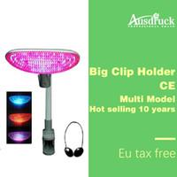 neue akne ausrüstung groihandel-NEUHEIT LED Hautverjüngung Rotes blaues Licht IPL Photon hautstraffende Aknebehandlung Anti-Aging-Ausrüstung zur Faltenentfernung