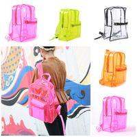 ingrosso tipi borse per ragazze-Borsa di stoccaggio impermeabile in plastica impermeabile per zaino da spiaggia in PVC per ragazza, custodia in plastica impermeabile 4 tipi T3I5275