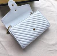 ingrosso sacchetti delle borse delle donne-borsetta pochette borse firmate da donna borsa a tracolla borse di lusso borse portamonete borsette borsa tote in pelle 301236 301237