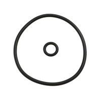anillo de 1998 al por mayor-2 piezas Filtro de aceite Tapa Cubierta Junta Junta tórica Para TRX450FM / FE Foreman 1998-2004 Todos TRX300 1988-2000 1999 1998
