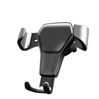 Wholesale mobile phone car holder sales online – Universal Car Phone Holder Air Vent Mount Stand For Phone In Car No Magnetic Mobile Phone Stand Holder with retail package hot sale