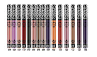 Wholesale tattooed lip color for sale - Group buy 15 Colors Lip Makeup Long Lasting Lips Matte Lipstick Nude Cosmetic Moistourzing Lip Tint Tattoo Matte Liquid Lip Gloss Make Up