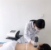 Wholesale shock can for sale - Group buy Portable ESWT PRO low intensity shock wave erectile dysfunction therapy machine can adjust the frequency and intensity through the dandle