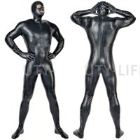 латексное тело оптовых-Latex tights body suit catsuit full cover customizable ,handmade&natural plus size