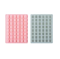 Wholesale 3d cookies resale online - Silicone Shape Cake Cookie Chocolate Mould Ice Tray Mold Baking Tray D