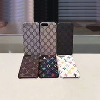 Wholesale Luxury Paris show Case for iPhone X XS Max XR Case Fashion Back Phone Cover Protection Coque Shell for iphone S Plus
