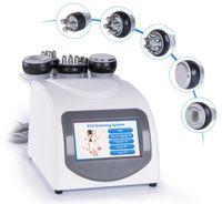 cavitação emagrecimento beleza máquina venda por atacado-Salão do cuidado de pele RF cavitação ultra-sônica bipolar 5in1 máquina de emagrecimento de celulite vácuo perda de peso beleza equipamentos