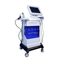 кислородный пилинг оптовых-Многофункциональная вода Aqua Peel для инъекций Clean RF Oxygen Jet Skin Peel Machine для салонного использования Гидра дермабразия Корея Гидра пилинг для домашнего использования