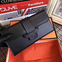 monedero cremallera patrón al por mayor-Bolsos de diseño de las mujeres cluth billetera H bolso litchi patrón de moda tarjeta de moneda carteras monedero bolso de las mujeres