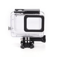 Wholesale gopro housing case for sale - Group buy For Gopro Waterproof Housing Case Mount for Hero Waterproof M Accessories JX Camera Mounting