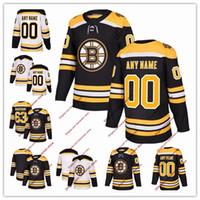 bruins inverno jersey venda por atacado-Personalizado 33 Zdeno Chara 42 David Backes 2019 Inverno Clássico Boston Bruins Qualquer Nome Qualquer Número Mens Juventude Mulheres hóquei no gelo Jerseys