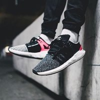 cheap for discount 0f2c0 b7356 Wholesale eqt support online - 2018 Ultra Shoe EQT Support Future shoe  White black pink Man