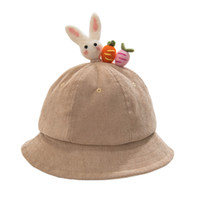 Children's spring and autumn baby hat fisherman hat sun shade sun hat