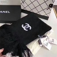 Wholesale autumn color scarves resale online - Thick autumn and winter thermal scarf shawls for casual men and women classic popular women s pure color brand wool scarf shawls
