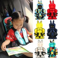 Wholesale chair seat belts for sale - Group buy 6M Years Portable Adjustable Infant Child Baby Car Safety Seat Toddler Carrier Cushion Chair Protection Belt Strap