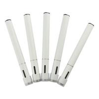 e vape elektronischen dampf großhandel-Vape Pen Starter Kit Einweg-E-Zigaretten Vaporizer T1 CO2-Patrone 500 Puffs Elektronische Zigaretten Vapour Ecig