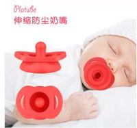 sevimli bebek emzikleri toptan satış-Sınıf Silikon Komik Bebek Güvenli Meme Emzik Çocuklar Için Besleme Meme Sevimli Emzikler Yenidoğan Bebek Kız Erkek
