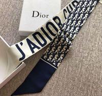 ingrosso b sciarpa-2019 Sciarpa di marca da donna di alta qualità delle donne della fascia progettista sciarpe B-R66B dimensioni 120x9cm senza scatola