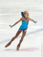 blau wettbewerb eislaufen kleider groihandel-blau Eislauf Kleider sind nach Maß heißer Verkauf Wettbewerb Eiskunstlauf Kleid Frauen tragen freies Verschiffen