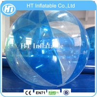 Wholesale inflatable bounce balls resale online - Funny Inflatable Water Walking Ball Water Bounce Ball Floating Water Ball Big Plastic Balls for Sale