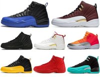 Wholesale summer air mesh shoes men resale online - Bg kid Jumpman Men s basketball shoes Game Royal ball Hot Punch Gym red black white University Gold Bulls outdoor mens trainers sports