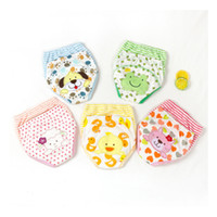 Wholesale toddlers diapers waterproof baby pants for sale - Group buy 2 Pieces Baby Infant Toddler Waterproof Training Pants Cotton Changing Nappy Cloth Diaper Panties Reusable Washable