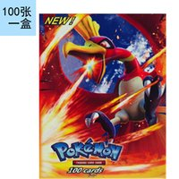 Wholesale trading toys for sale - Group buy Pokemongo series cards most valuable shinning trading card game for boys EX GX MEGA TRAINER ENERGY Teenager Poket Monster box