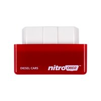 leitor de carro ecu venda por atacado-Chip de Tuning Obd2 Scanner Nitro obd2 Eco 15% Economias de Combustível para BENZINE / DIESEL Carros Plug and Drive ECU Remaping Code Reader