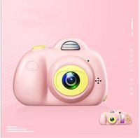 Wholesale Kooku fourth generation children s mini digital camera small SLR dual lens sport camera toy