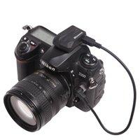 fotoğrafçılık kelepçe standı toptan satış-Freeshipping GPS alıcısı Unite Coğrafi Etiketi Nikon D800 D800E D610 D600 D7200 D700 D7100 D90 D3200 D5200 D4 için GP-1 yerine