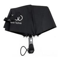Wholesale quality parasols for sale - Group buy High Quality business Umbrellas black parasol men Automatic Umbrella free shopping