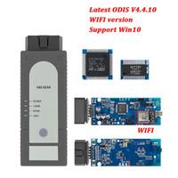 диагностические инструменты vas оптовых-автомобиль диагностики VAS 6154 ODIS V4.4.1 WiFi OBD OBD2 диагностический инструмент VAS5054A 4.3.3 Сканер для VW