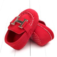 Baby Shoes Autumn Spring Newborn Boys Girls Toddler Casual Shoes Anti-slip Soft Baby Sneakers