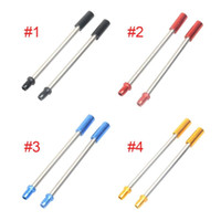 Wholesale pipe guide resale online - 1 Pair Bicycle Accessories V Brake Noodles Cable Guide Tube Pipe Protector