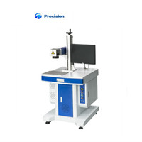 Wholesale laser fiber resale online - Hot sale Jinan precision fiber laser marking machine fiber printer