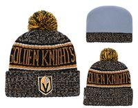 ingrosso negozi di hockey-SALDI su Sons Beanies Hat e 2015 Knit Beanie, cappelli invernali Berretti, Berretti Onlie Sale Shop, berretti Golden Knights