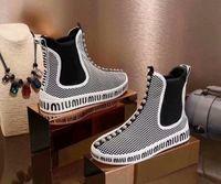 ingrosso scarpe di marca autentiche-Nuovi stivali di marca di moda per le donne Stile di personalità e scarpe di lusso originali donne Stivali di moda di qualità squisita e autentica