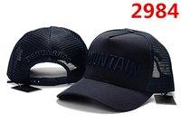 ingrosso foglie di acero-2019 new Maple Leaf Mesh Berretto da Baseball Lettere di Alta Qualità Uomini Donne Cap Design Personalizzato Logo Cap Bonnet Homme Papà cappelli cappello casquette