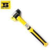 martillos herramientas de mano al por mayor-Envío gratis BOSI mazo de dos vías Nuevo Multifuction Plastic Hammers Herramienta de mano desmontable Hammers 30mm