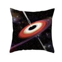 travesseiro de corpo masculino venda por atacado-2019 Black Hole Fronhas suave de uma só face Scientific Pillowcase Matte Jeanette Pillowcase Para Home Quarto fronha Escritório