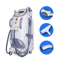 Wholesale ipl hair removal radio for sale - Group buy Pro multifunction Radio frequency face lift tattoo hair removal elight opt shr rf nd yag laser ipl machine