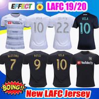ingrosso shirt x s-Nuovo arrivato 2019 LAFC Carlos Vela Soccer Jerseys 18/19/20 Home X ZELAYA ROSSI Los Angeles FC Nero Parley Primary WHITE Maglie di calcio