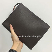 Woman purse handbag cosmetic bag case clutch Original Box lady girls wholesale quality flower checker grid