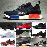 9d7694de25b 2018 Adidas NMD Runner R1 Primeknit PK Low zapatos de mujer para hombre  Zapatillas de moda clásica Zapatillas de deporte de moda al aire libre 36-45