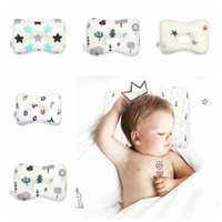 Wholesale head beds resale online - Baby Nursing Pillow Newborn Baby Bedding Sleep Pillows Infant Head Protection Cushion Anti Roll Sleep Positioner Baby Bed Room Decor Gifts