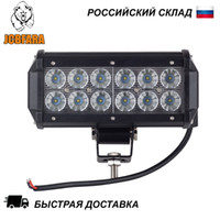 Wholesale one pair W V LED headlights for auto motorcycle quad bike truck boat tractor trailer NIVA UAZ x4 offroad SUV
