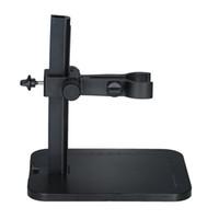 usb mini mikroskop toptan satış-El USB Dijital Mikroskop Mikroskop için Standı Tutucu Braketi Ayarlanabilir Tutucu Mini Foothold Masa Çerçevesi