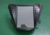 hyundai pouces écran achat en gros de-Multimédia Bluetooth de voiture androïde verticale de GPS d'écran de voiture 10,4 pouces HD IPS pour Hyundai Elantra