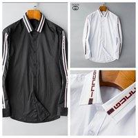 europäische amerikanische hemdgrößen großhandel-a9-2019 Europäische und amerikanische Herrenmode Herren Volltonfarbe Hemd - Größe M-3xl - kostenloser Versand - Willkommen beim Kauf -
